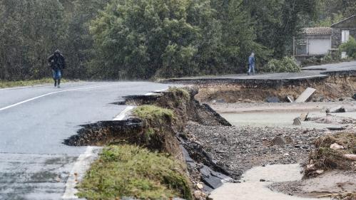 Aude : le monastère de Villardonnel, endeuillé par les inondations, tente de panser ses plaies