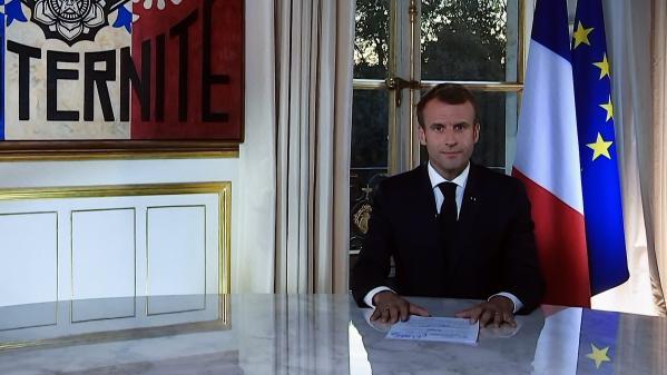 Emmanuel Macron a confirmé en Conseil des ministres que le cap est maintenu