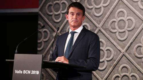 Espagne : Manuel Valls peine à séduire les électeurs de Barcelone, selon un sondage