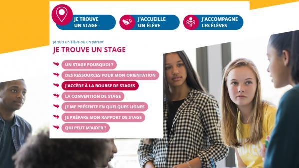 Stages de troisième : la plateforme réservée aux jeunes scolarisés en REP+ est ouverte