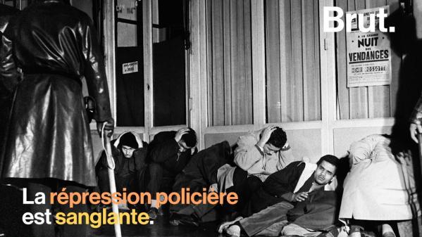 """VIDEO. Massacre du 17 octobre 1961 : """"On demande juste à l'État qu'il reconnaisse qu'il a torturé et tué ces gens gratuitement"""""""