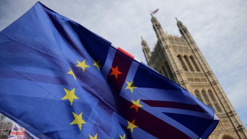 Brexit : un projet d'accord avec l'UE