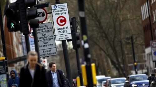 Le gouvernement souhaite faciliter la création de péages urbains dans les grandes agglomérations