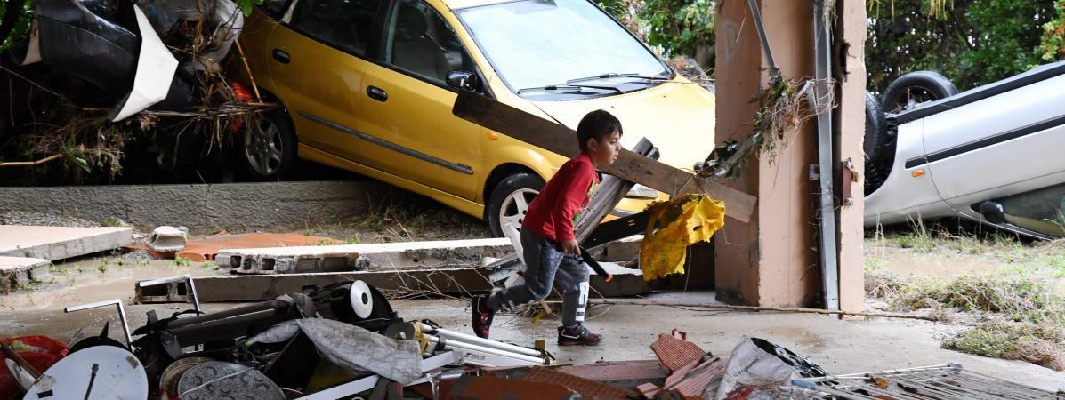 Inondations dans l'Aude : treize écoles, un collège et un lycée encore fermés