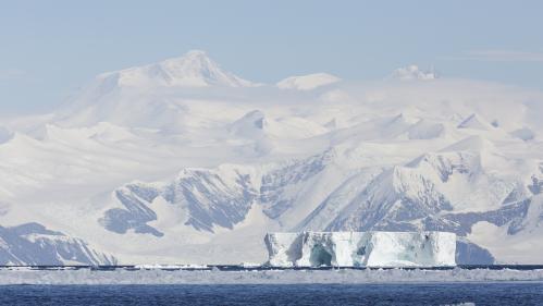 VIDEO. Antarctique : des scientifiques enregistrent le son des vibrations sur la banquise