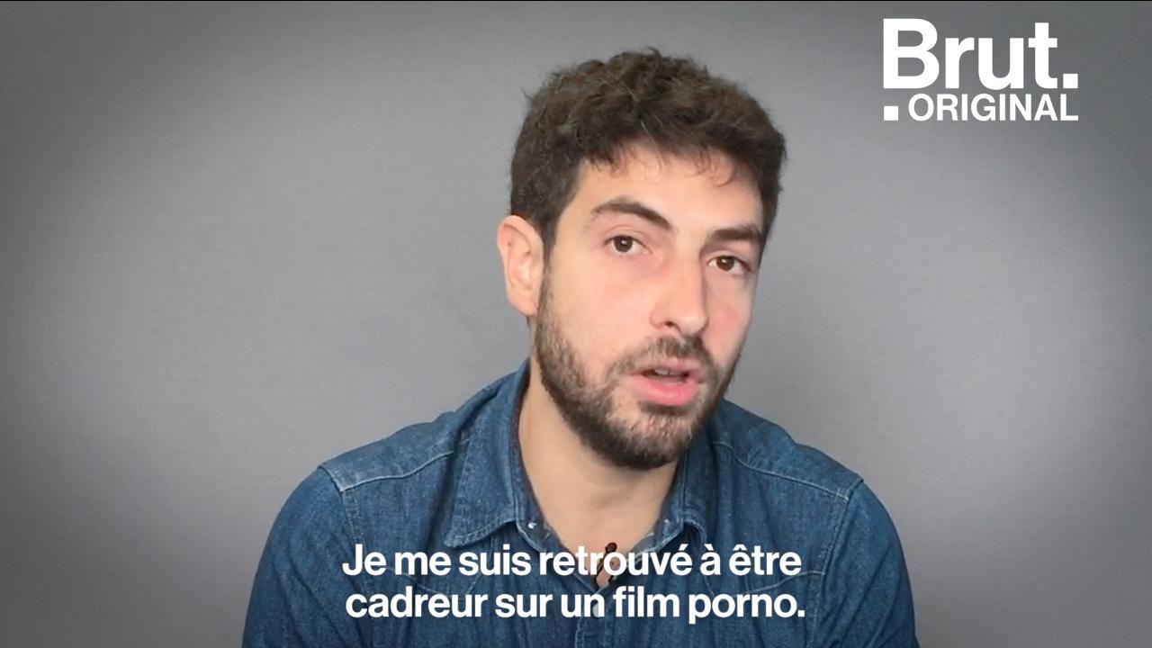 VIDEO. Il raconte les abus dont il a été témoin lors d'une immersion dans le monde du porno
