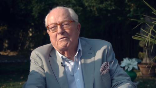 Européennes : Jean-Marie Le Pen postule à une place sur la liste du Rassemblement national