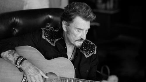VIDEOS. Album posthume de Johnny Hallyday : Laetitia dévoile les coulisses de l'enregistrement