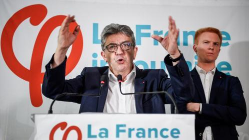 VIDEOS. Comptes de campagne, perquisitions... Quatre séquences à retenir de la conférence de presse de Mélenchon