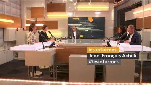 Jean-Luc Mélenchon, affaire Kashoggi, Johnny Hallyday... Les informés du 19 octobre