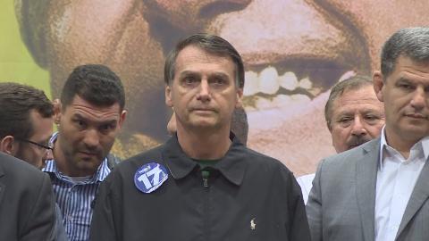 Au Brésil, Jair Bolsonaro soupçonné d'orchestrer une campagne de fausses informations.