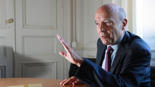 """Gironde : Alain Juppé assure qu'il """"n'y aura pas de péage urbain"""" à Bordeaux"""