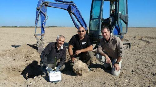 Une météorite de France de 477 kg découverte dans l'Aube