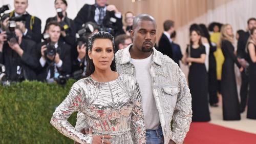 """Le """"Elle"""" américain annonce une fausse rupture entre Kim Kardashian et Kanye West pour encourager les électeurs à voter"""