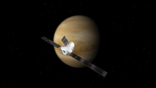"""Mission BepiColombo : le satellite placé avec """"succès"""" sur la route de la planète Mercure"""