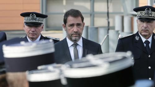 Migrants, conditions de travail des policiers... Christophe Castaner présente sa feuille de route