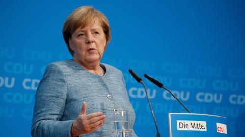 """Affaire Khashoggi : Angela Merkel estime que les ventes d'armes vers l'Arabie Saoudite """"ne peuvent pas avoir lieu"""""""