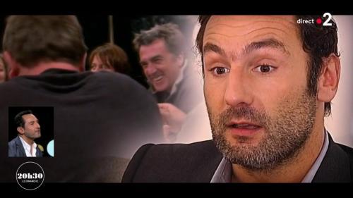 """VIDEO. """"20h30 le dimanche"""" : le portrait de l'acteur et réalisateur Gilles Lellouche"""