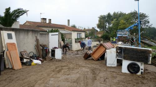 Inondations dans l'Aude : le coût final des dégâts estimé à 200 millions d'euros