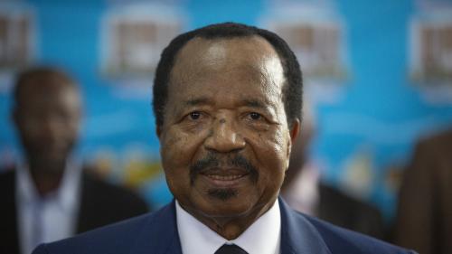 Paul Biya réélu président du Cameroun avec 71% des voix