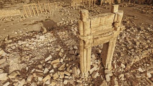 """Paris : l'Institut du monde arabe propose un fascinant """"Voyage virtuel de Palmyre à Mossoul"""""""