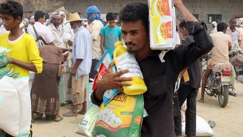 Yémen : la moitié de la population menacée de souffrir de la famine, selon l'ONU