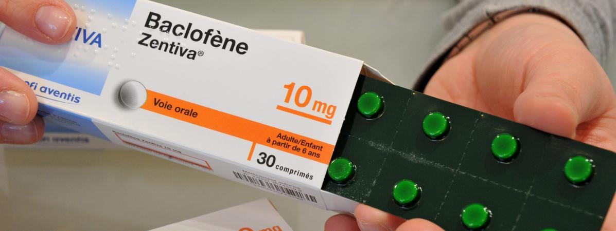 """Baclofène : """"Je suis content qu'on ait ce médicament"""" pour lutter ..."""