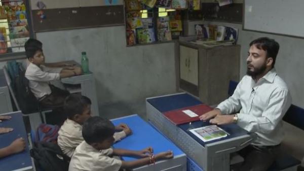 Inde : le bonheur s'apprend à l'école