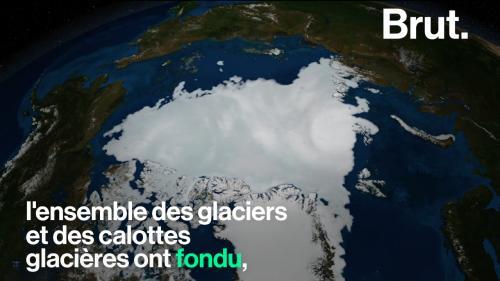 VIDEO. Villes englouties, zones désertées… À quoi ressemblerait la Terre si l'ensemble de ses glaciers fondait ?