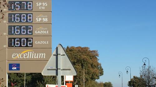 """Prix du diesel : en Alsace, """"les gens ne sont pas contents et ça se ressent à la pompe"""""""