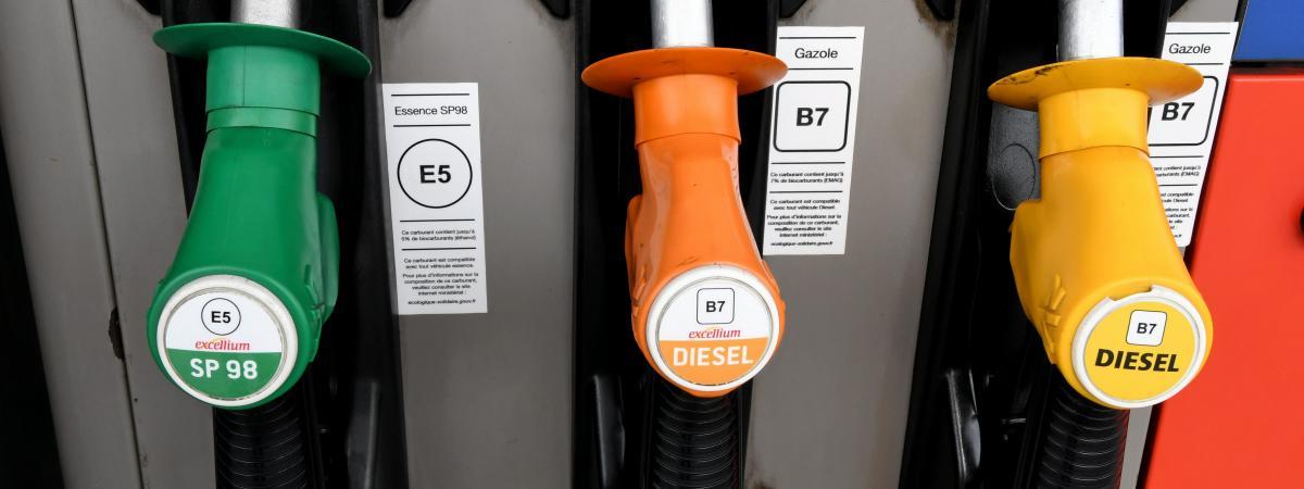 23e575ef1b8de5 Les prix de l essence flambent à la pompe   on répond à cinq ...