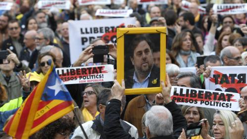 Espagne : des dirigeants catalans renvoyés devant la justice pour la tentative de sécession