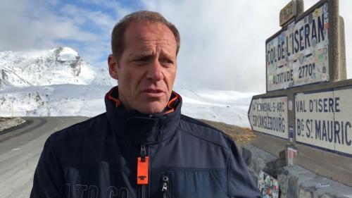 """VIDEO. """"Ce sera le sommet du Tour 2019"""": le directeur du Tour de France présente l'étape du col de l'Iseran, à 2770 mètres"""
