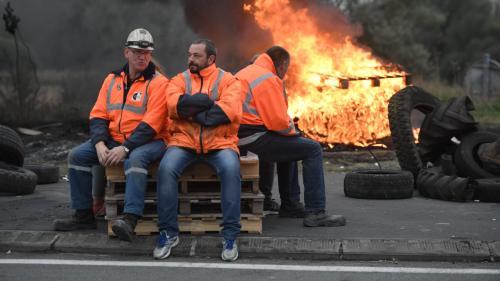 Ascoval : des salariés bloquent un site de Vallourec