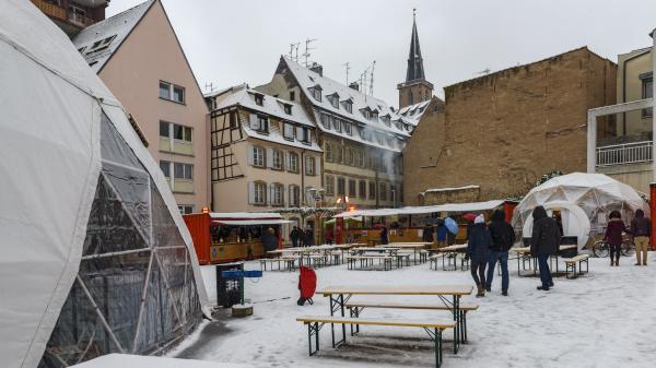 Météo : l'arrivée du froid et de la neige dans l'Hexagone