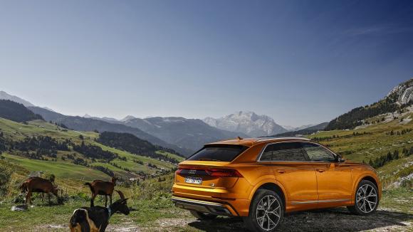 Audi Aux Allures L'autoUn Coupé Suv De Chez Petit Urbain Et UzqMpGSV