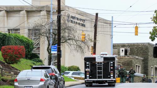 nouvel ordre mondial | Etats-Unis: ce que l'on sait de l'attaque antisémite dans une synagogue de Pittsburgh