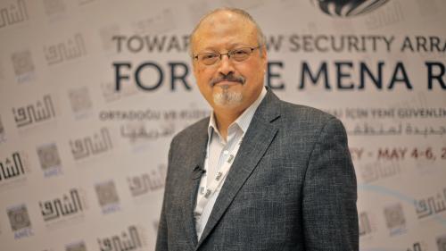 """Le meurtre du journaliste saoudien Jamal Khashoggi était """"prémédité"""", annonce le procureur turc chargé de l'enquête"""