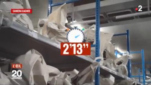 VIDEO. Cadences effrénées, forte pression... Enquête sur les conditions de travail des supermarchés Drive