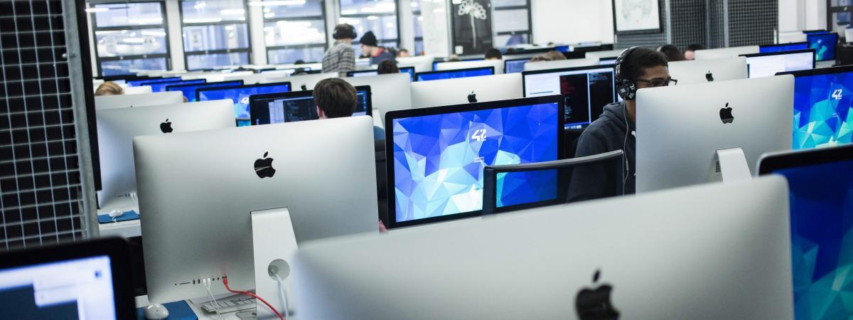 Mise en demeure de l\'école 42 : les dispositifs de vidéosurveillance ...