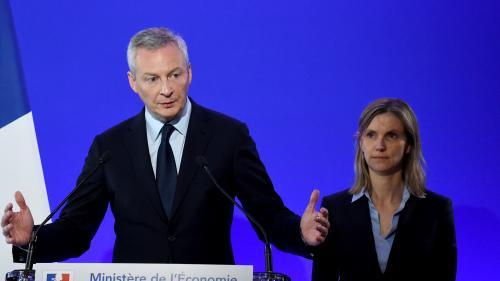 """Ascoval : Bruno Le Maire estime que l'offre de reprise d'Altifort est """"solide et crédible"""""""