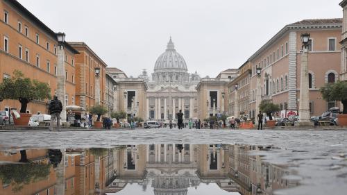 Italie : à Rome, l'état des routes est catastrophique