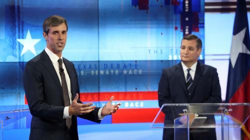 """Etats-Unis : cinq duels clés entre républicains et démocrates lors des """"midterms"""""""