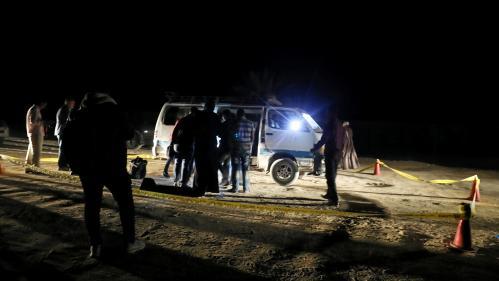 Egypte : au moins sept morts dans une attentat visant les coptes et revendiqué par le groupe Etat islamique