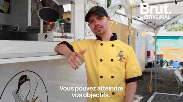 VIDEO. À Porto Rico, un food truck porteur d'espoir