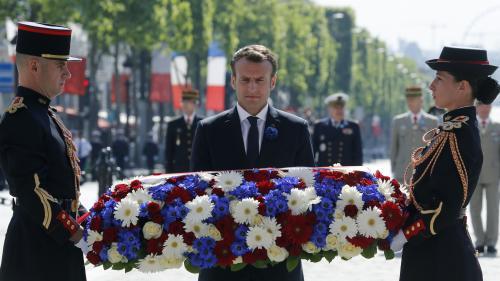 11-Novembre : de Verdun à la Somme, le périple de Macron pour célébrer le centenaire de la guerre de 14-18