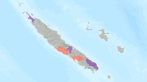 CARTE. Référendum sur l'indépendance de la Nouvelle-Calédonie : découvrez les résultats commune par commune