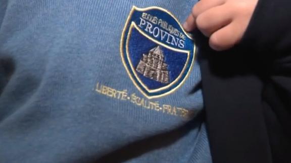 École : la ville de Provins adopte l'uniforme
