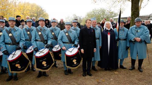 DIRECT. Centenaire du 11-Novembre : Emmanuel Macron rend hommage aux poilus en Lorraine