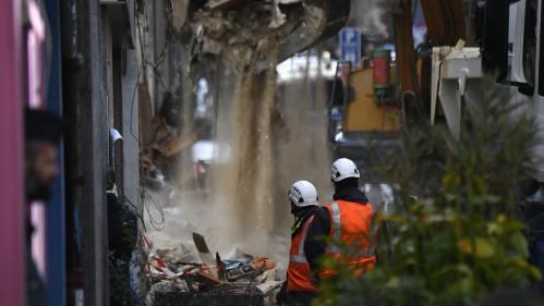 """Marseille : """"Il y a eu certainement une mauvaise évaluation de la situation"""" des immeubles effondrés"""